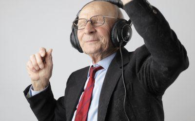 Beneficios de la musicoterapia en ancianos y enfermos
