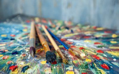 Talleres de pintura para personas mayores