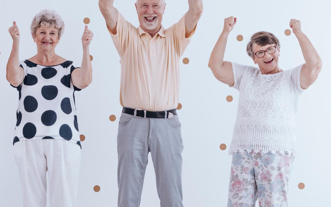 La risa mejora la salud de nuestros mayores