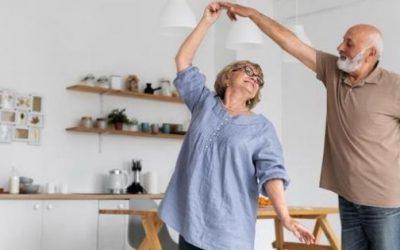 El baile en la enfermedad de Parkinson